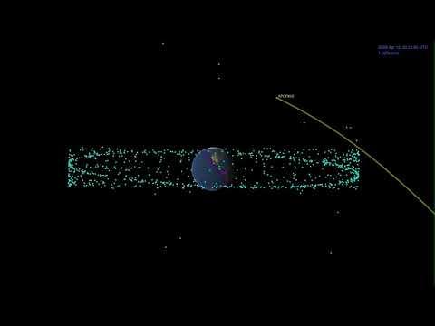 No, el asteroide 'Dios del Caos' no es un peligro para la Tierra, según la...