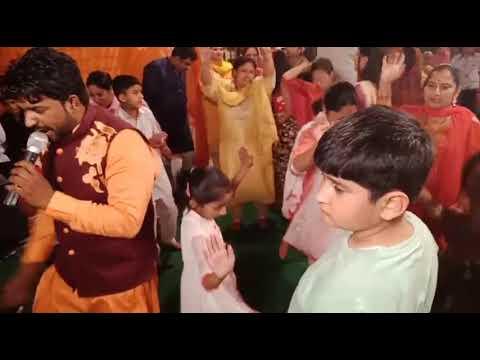 MHARANI BHAJAN    SURINDER JOGIA LIVE 8289009924
