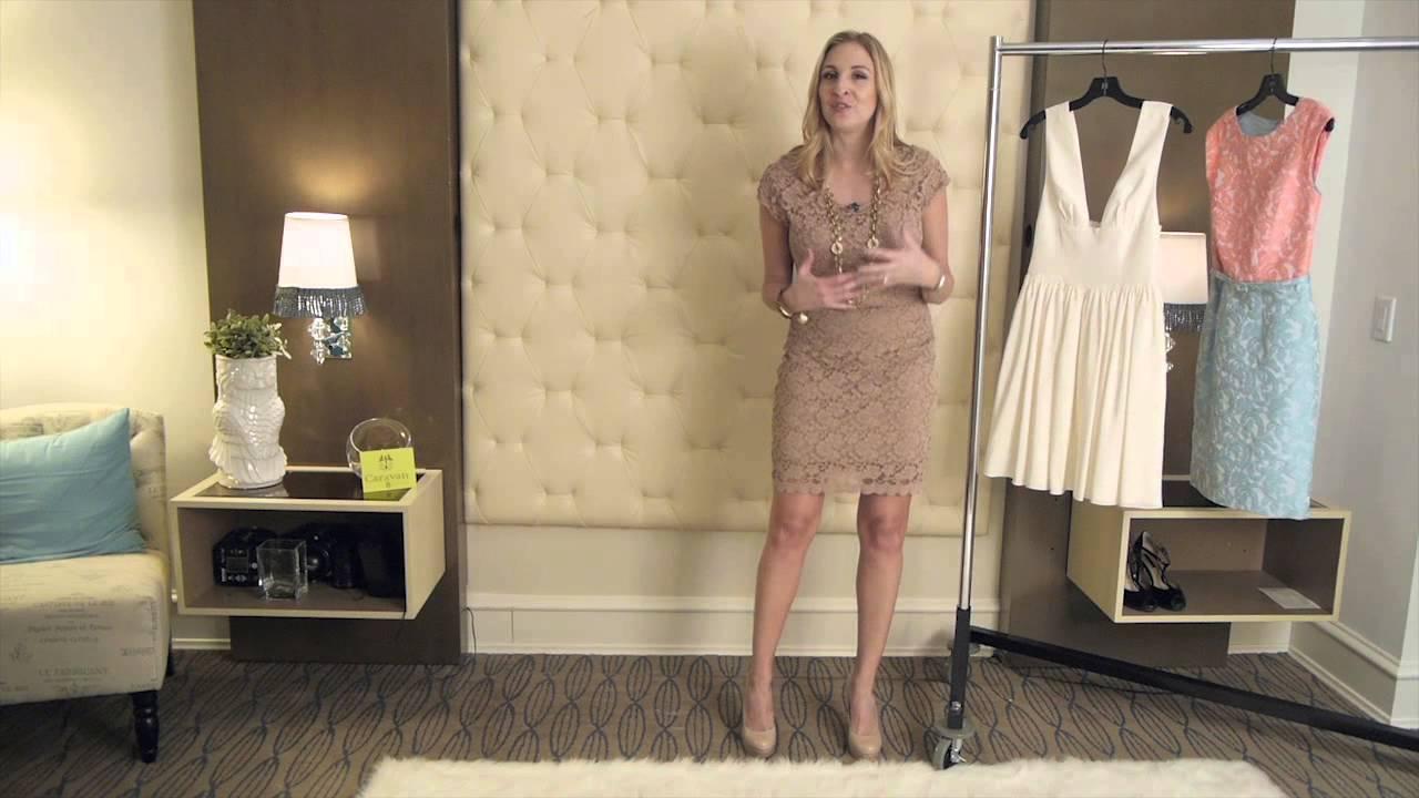 The Most Feminine & Elegant Dresses : Style Advice For