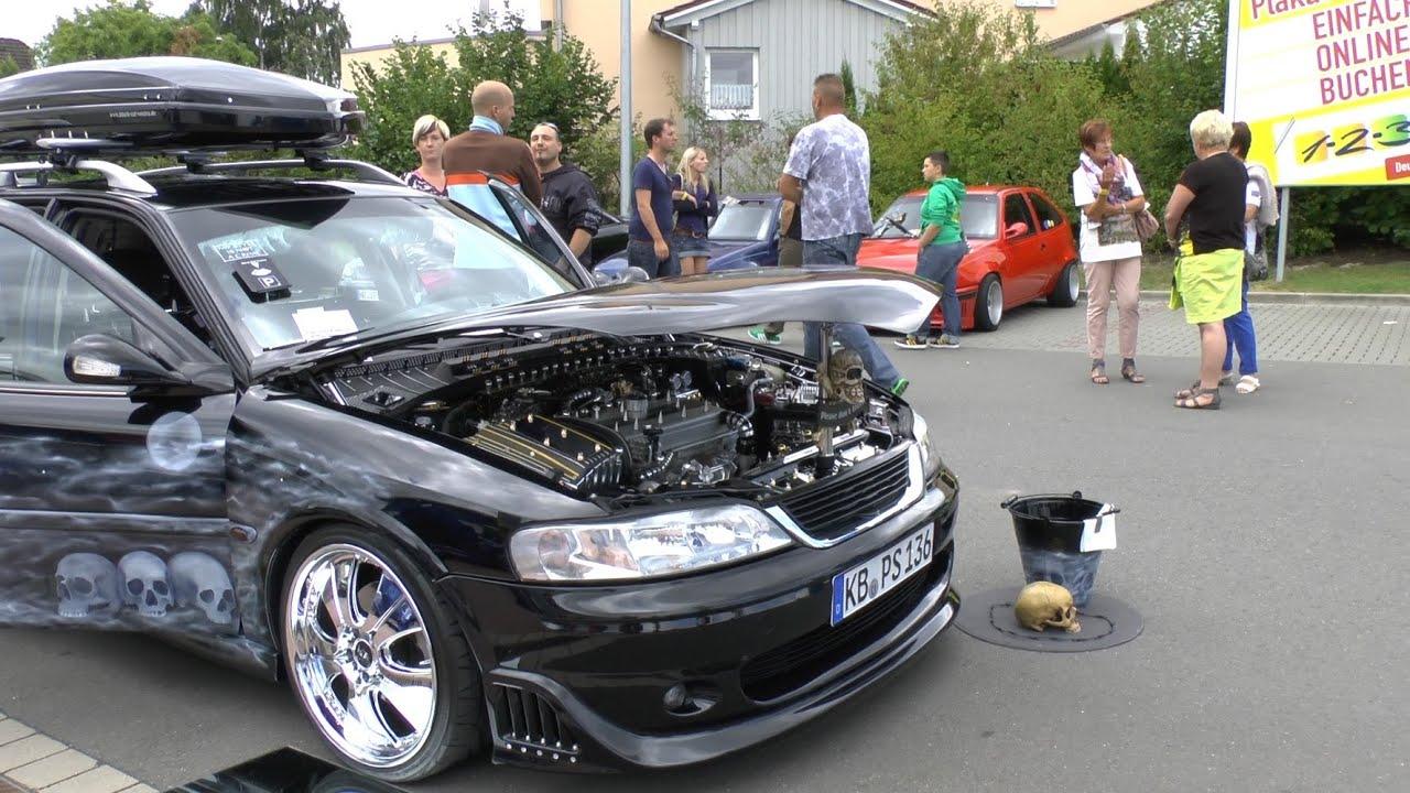 Motorsport, Verkehrsunfall Simulation, Car Wash, Naumburg Tour 2013 ...