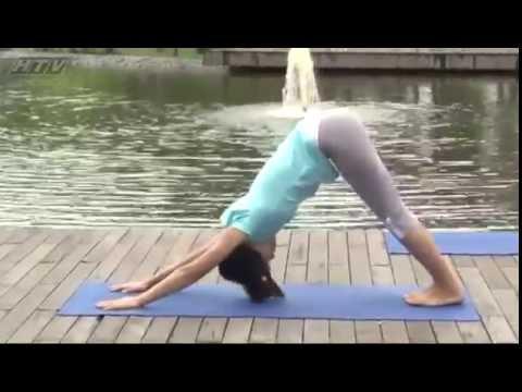 Sivananda Yoga Vietnam - Class 1