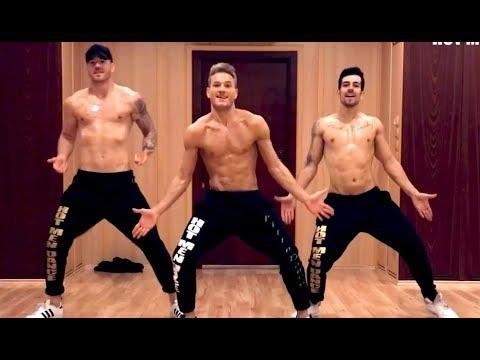 Luis Fonsi - Despacito - Hot Men Dance (best Manstrip)