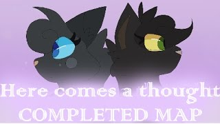 Cinderheart & Hollyleaf MAP - Here Comes A Thought