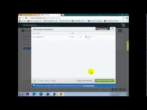 Comment mettre un lien ou un fichier sur mediafire