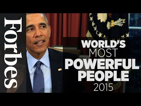 10 Most Powerful People In The World | Forbes