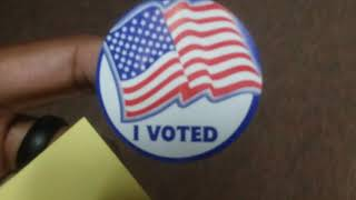 Official School District Special Election Ballot ☑☒