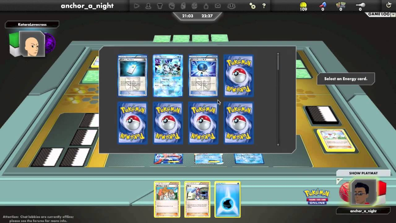 PTCGO Battle: Deoxys/Kyurem/Thundurus vs. Genesect ...