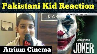 Joker Movie Review By Pakistani Kid | Joker Movie Review | joker movie reaction