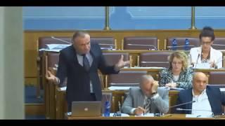 Branko Radulović o Krapoviću
