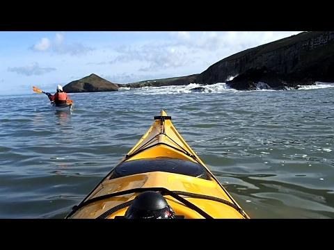 Cardigan Bay Sea Kayakers 124  Gwbert to Mwnt