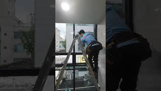 나노가드필름 시공영상_(주)전국24시콜화물2