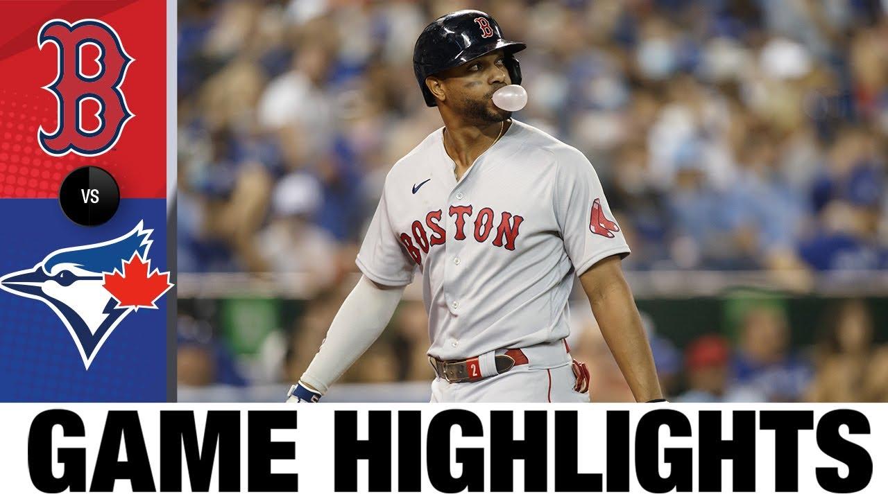 Download Red Sox vs. Blue Jays Game 2 Highlights (8/07/21) | MLB Highlights