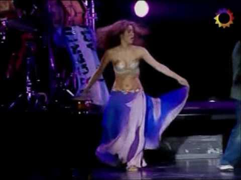 hips  dont lie tour fijacion oral buenos aires 2006