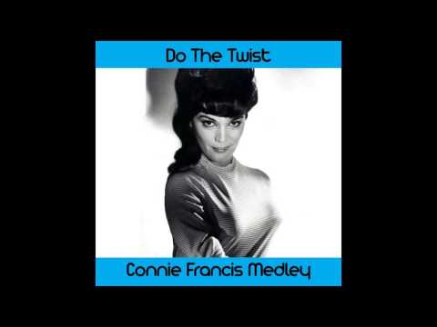 Connie Francis - Do the Twist Medley: Mr. Twister / Teach Me How to Twist / Johnny Darlin' / Telepho
