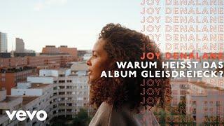 "Joy Denalane - Warum heißt das Album ""Gleisdreieck""? Joy Denalane über Heimat & Identität"