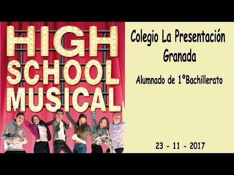"""""""High School Musical"""" - Musical de 1º de Bachillerato"""
