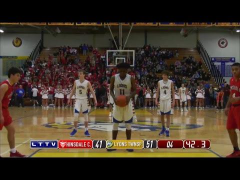 Boys' Basketball: LT V Hinsdale Central