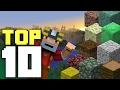 Top 10 WORST Blocks in Minecraft!