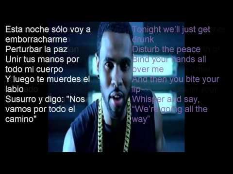 jason derulo the other side lyrics-español