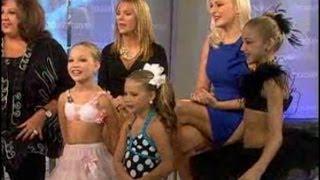 Chloe, Maddie, And Mackenzie On The Today Show (RARE)