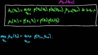 (ML 14.12) Viterbi algorithm (part 2)