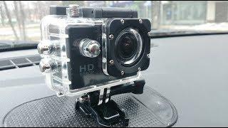 Обзор экшен камеры SJ4000