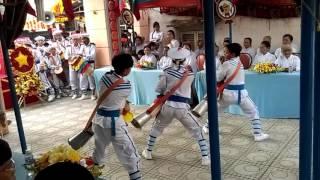 Múa Ngọc Kỳ Lân, Nhạc sắc tộc khánh thành Thánh Thất Phú Hòa Đông(CỦ Chi)Cao Đài Tòa Thánh Tây Ninh