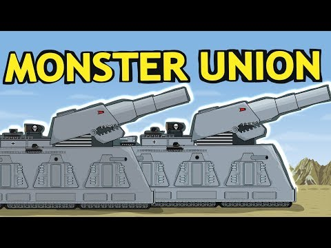 Monster Union - Cartoons about tanks
