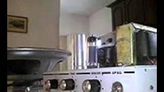 Radson d 305 amplificador made in mexico 1969