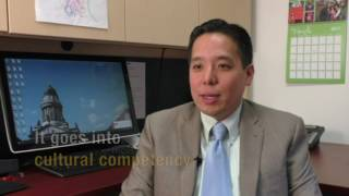 Cover images Emerging Issues in AA&NHPI Health: Christopher Kang (short clip)