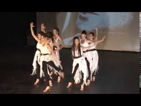 Revolution Dance Studio final year show June 2016 - Rumba performance