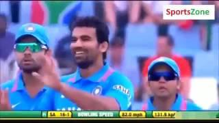 zaheer khan best bowling