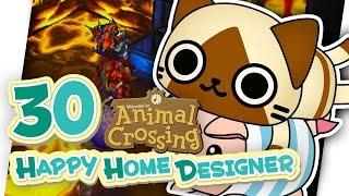 FELYNES MONSTER HUNTER HÖHLE! ♥ ANIMAL CROSSING: HAPPY HOME DESIGNER - 30