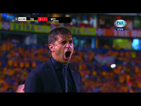Resumen | Tigres 0 - 1 Monterrey | CONCACAF Champions League - CONCACAF 2019 - | Rayados