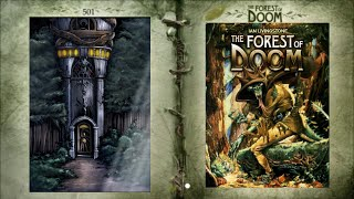 Let's Play The Forest Of Doom Ep1 Yaztromo's Tower