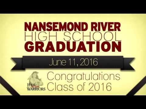 Nansemond River High School Graduation 2016