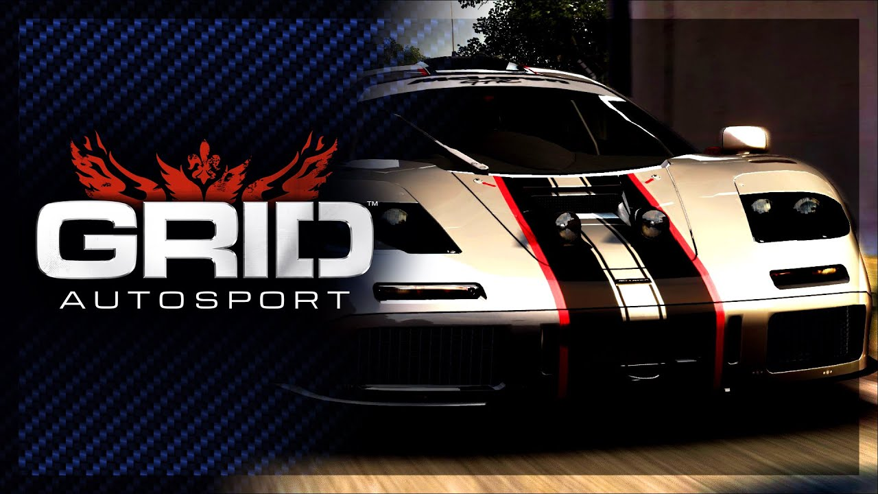 Best of British Car Pack // GRID Autosport