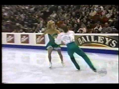 Bourne & Kraatz (CAN) - 1998 World Figure Skating Championships, Free Dance