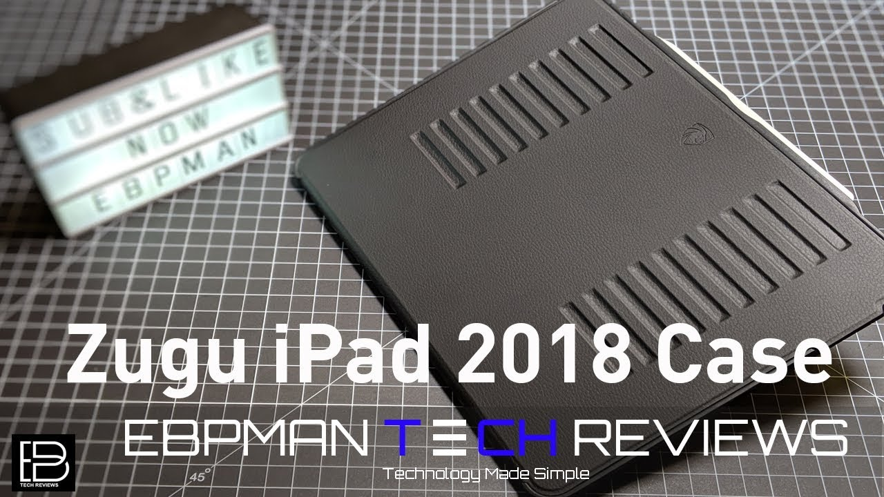 ZUGU Case for the iPad Pro 2018 | Best Case for 11 & 12.9 ...