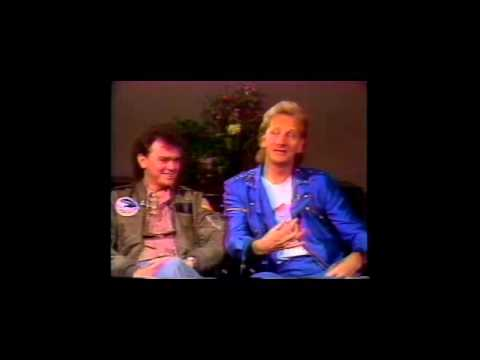 Air Supply Vh1 One on One Interview (1985)