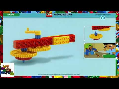 LEGO Instructions - Education - 9656 - Top