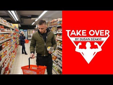 Dusan Dzakic OBROK POSLE TRENINGA /// TAKE OVER ///