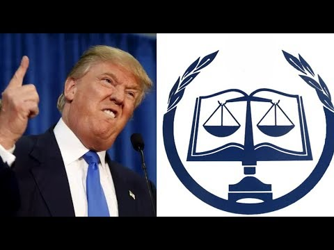 Trump Admin Now Attacking International Criminal Court