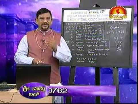 Vaastu-Numerology from Yateendra Sai in Kasthuri TV