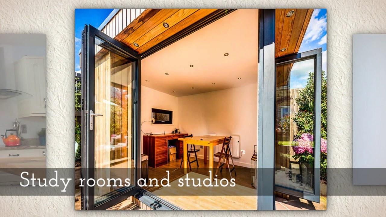 Garden Room Dublin Bespoke Garden Room Design Youtube