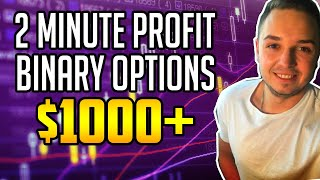 Two Minute Smart Binary Options Strategy: Win All Day