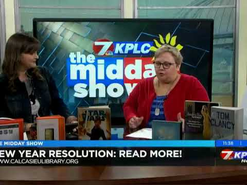New Year's Resolutions from your library
