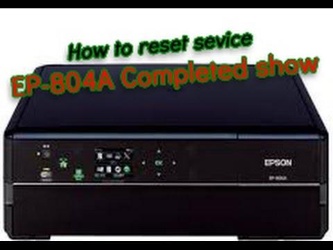 EPSON EP 804A DESCARGAR DRIVER
