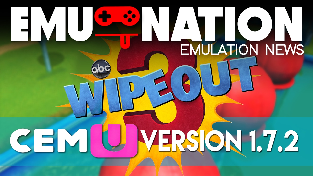 EMU-NATION: Wii-U Emulator Playing Wipeout 3 Full Speed?