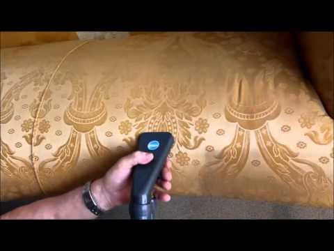 Pulizia divani vapore con biocleaner doovi - Pulire divano tessuto bicarbonato ...